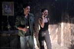 Jonny Cruz & Nathalie Kelley